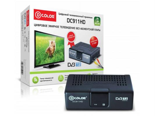D COLOR DC911HD ECO DVB T2
